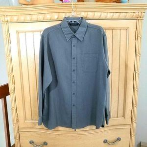 Axist Dress Shirt, sz Large